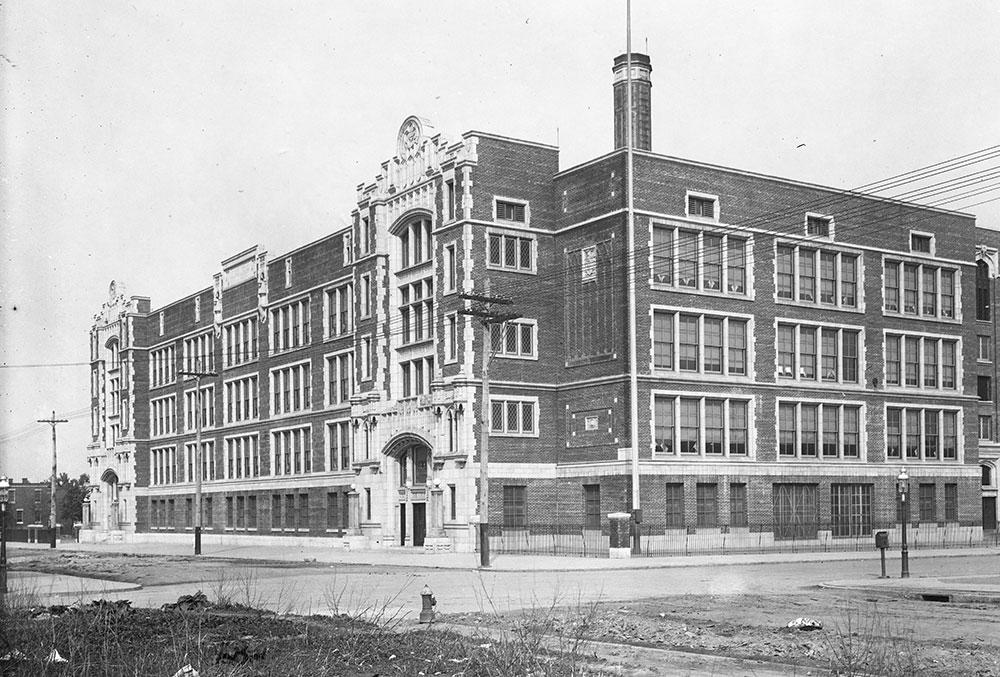 South Weir Mitchell School