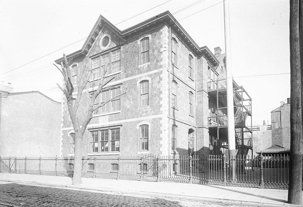 William M. Meredith School