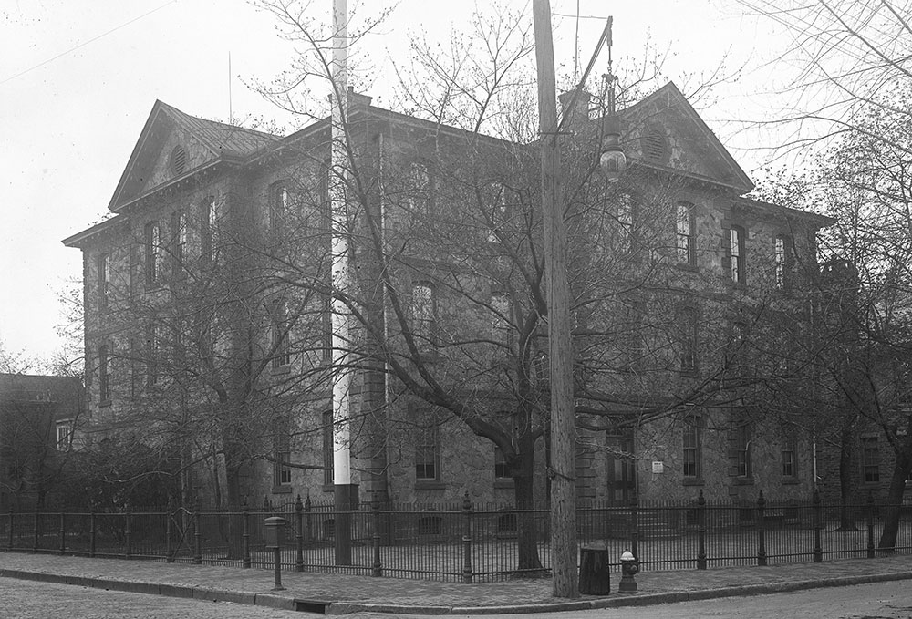 Germantown School No. 1