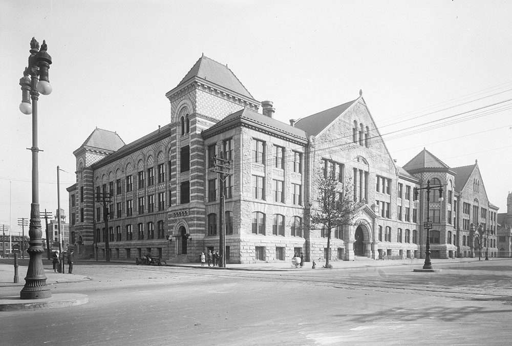 South Philadelphia High School