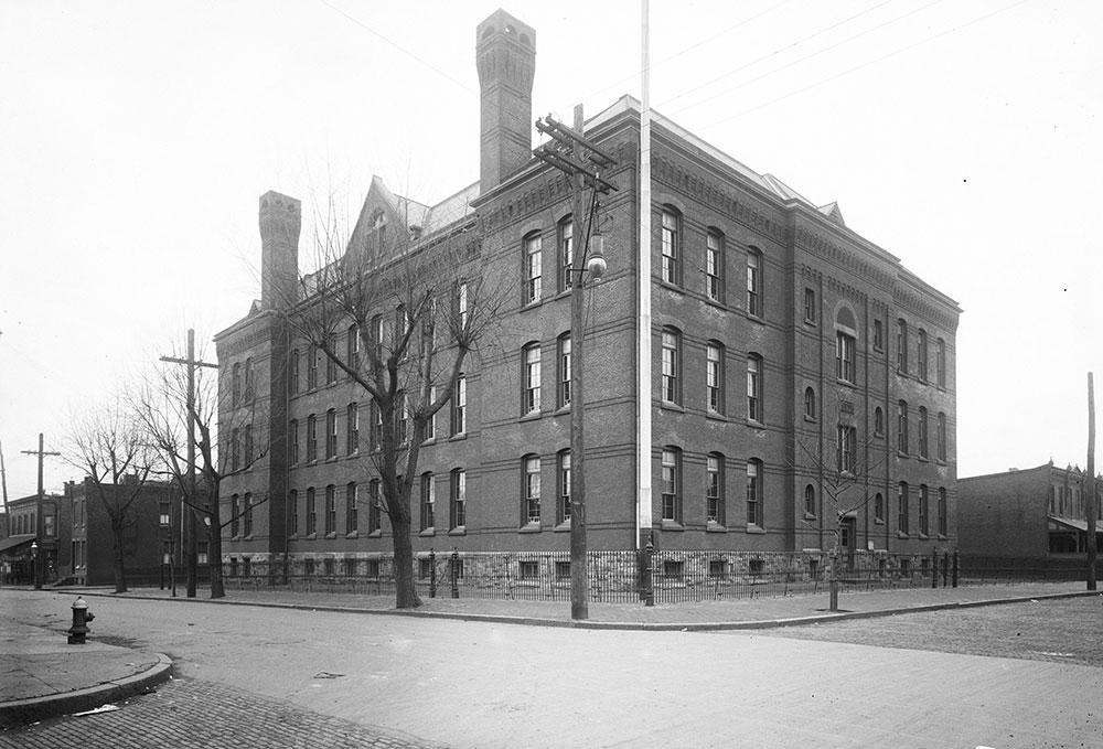 E. Spencer Miller School