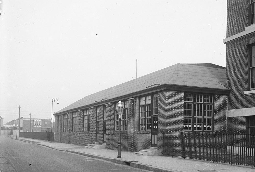 George C. Thomas School, Annex