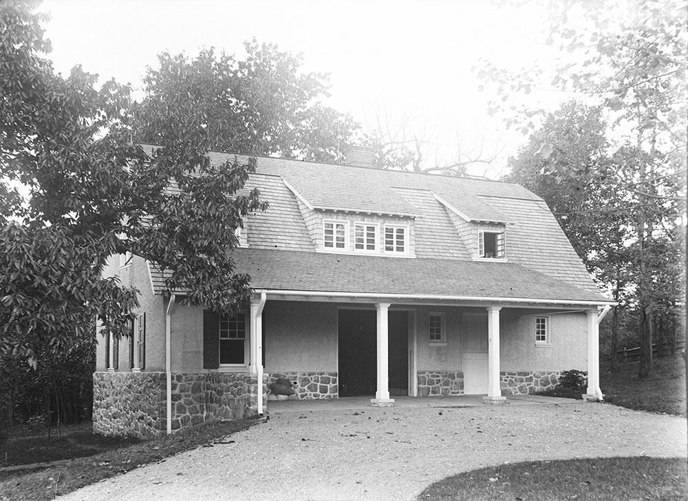 Samuel Eckert stable, Devon, PA