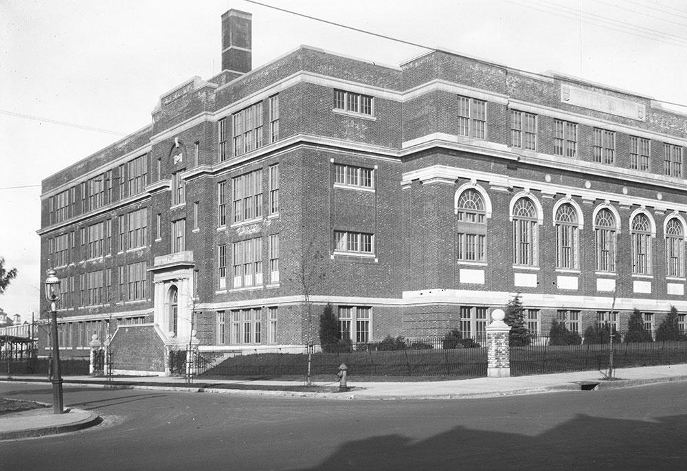 Lewis C. Cassedy School
