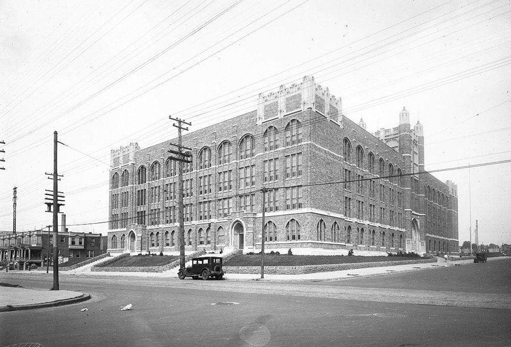 William T. Tilden School