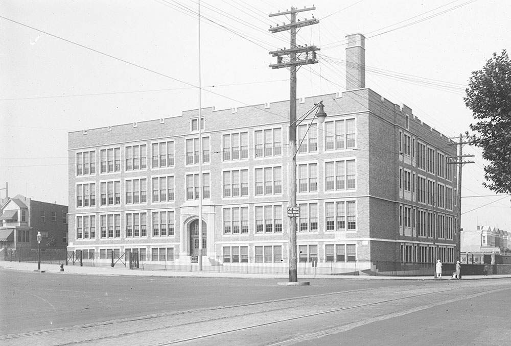 Avery D. Harrington School