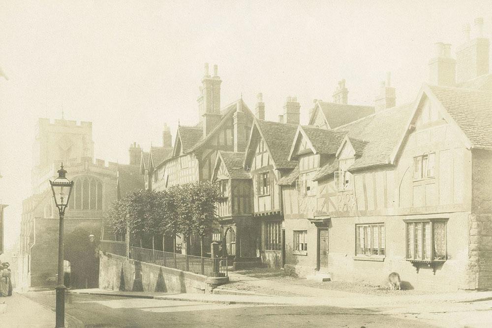 Warwick Leicester Hospital