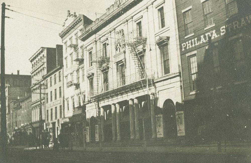 Unknown Theatre, Philadelphia
