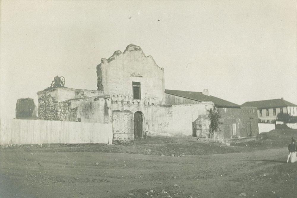 Desert Building