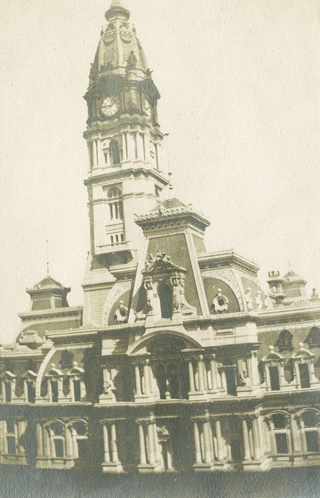 City Hall Tower, Market Street