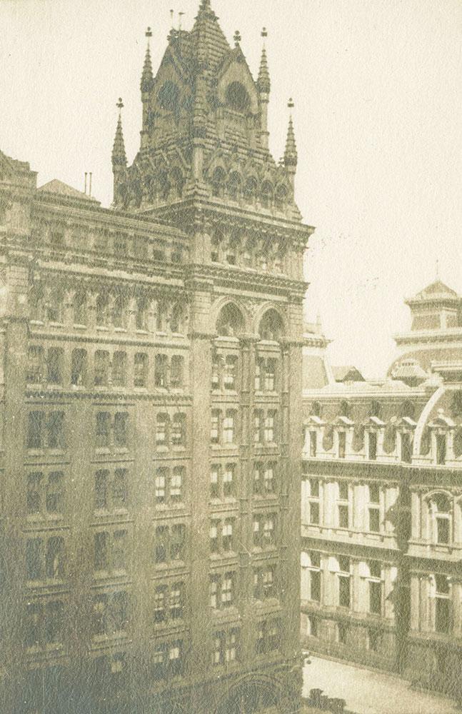 Unknown Building, Philadelphia, Pennsylvania