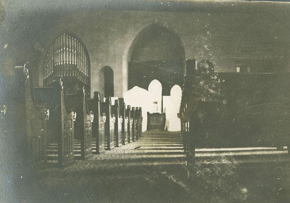 Interior of Church