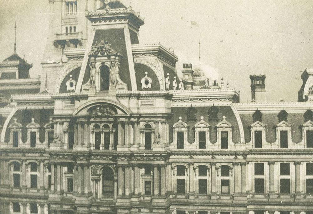 City Hall from Market Street