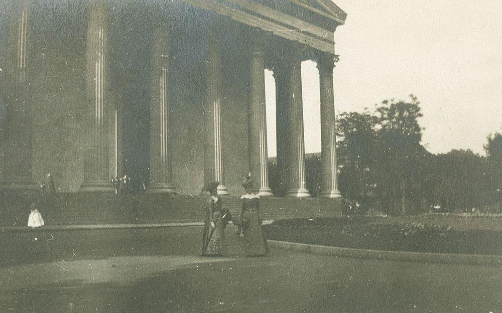 Girard College, Main Building