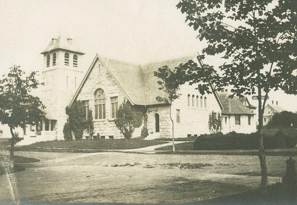 Yarmouth, Nova Scotia Congregational Church