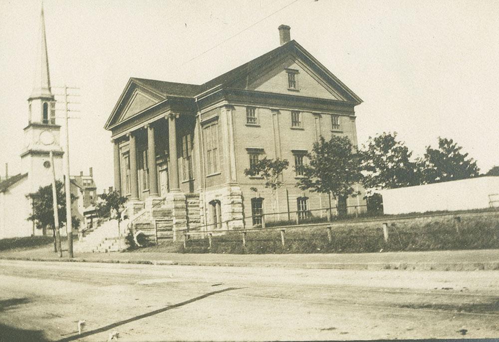 Yarmouth, Nova Scotia Court House