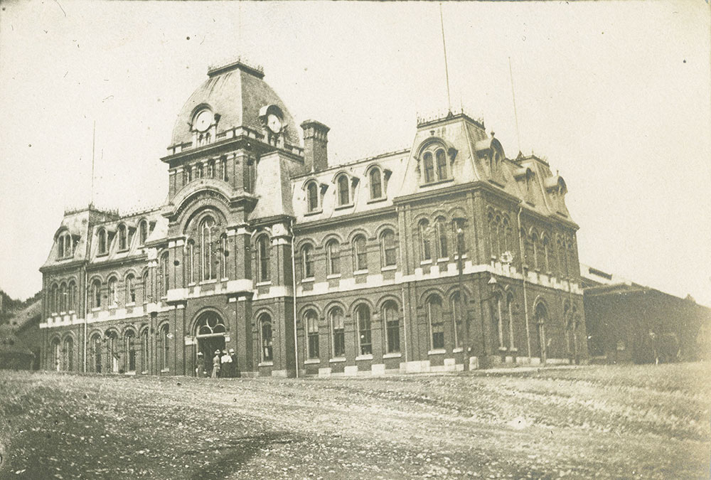 Halifax Railroad Depot