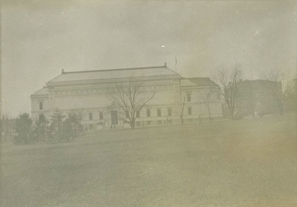 Building, Washington D.C.