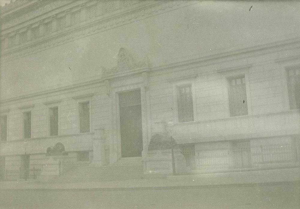 Building Entrance, Washington D.C.