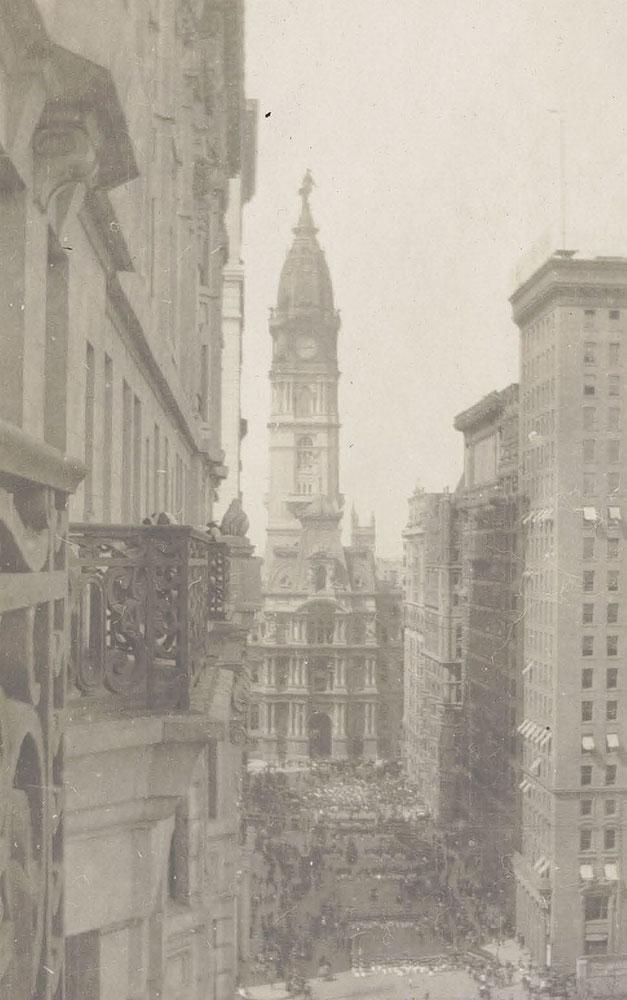 Parade at City Hall