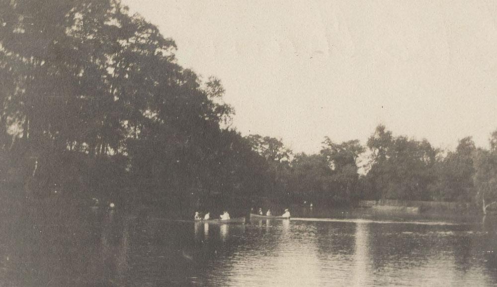 Lake Chamounix
