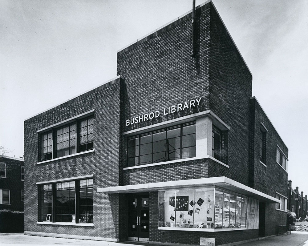 Bushrod Branch
