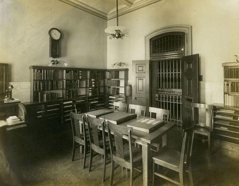 City Hall Branch