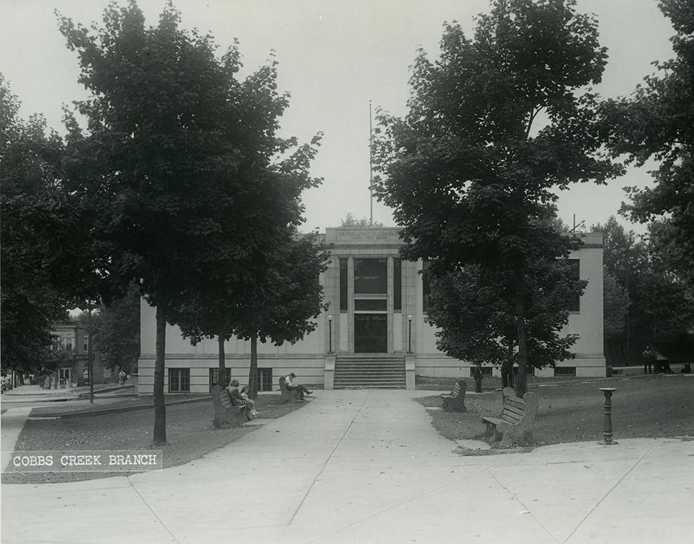 Blanche A. Nixon/Cobbs Creek Branch