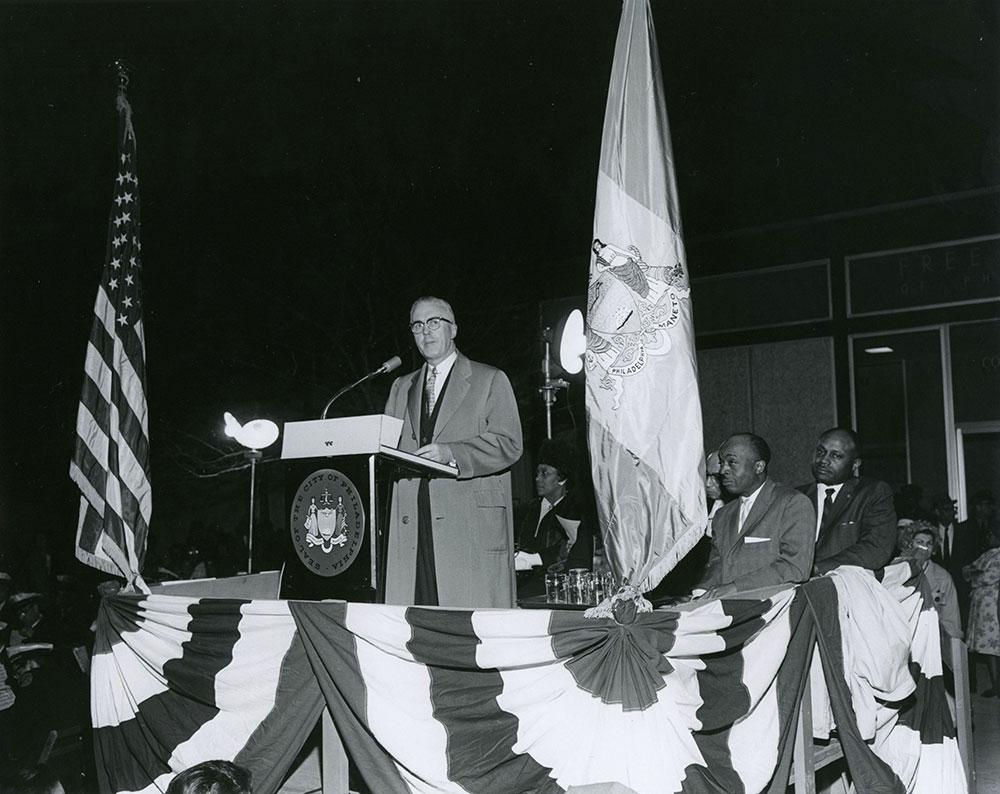 Cecil B. Moore/Columbia Avenue Branch