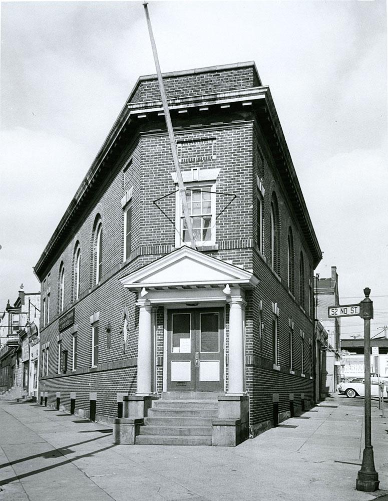 George Institute Branch