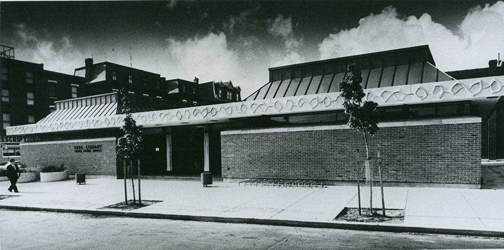 Ramonita de Rodriguez/Girard Avenue Branch, 1969