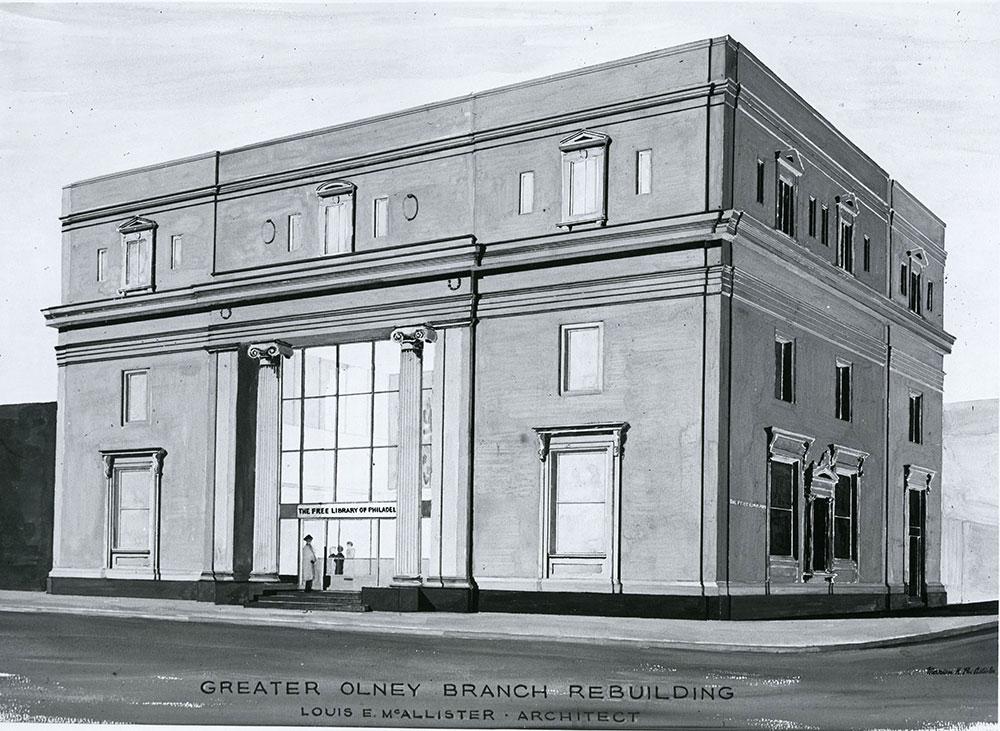 Greater Olney Branch