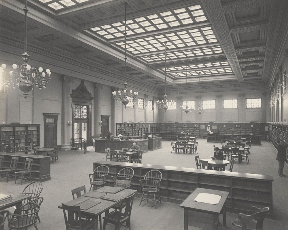 Lillian Marrero/Lehigh Avenue Branch