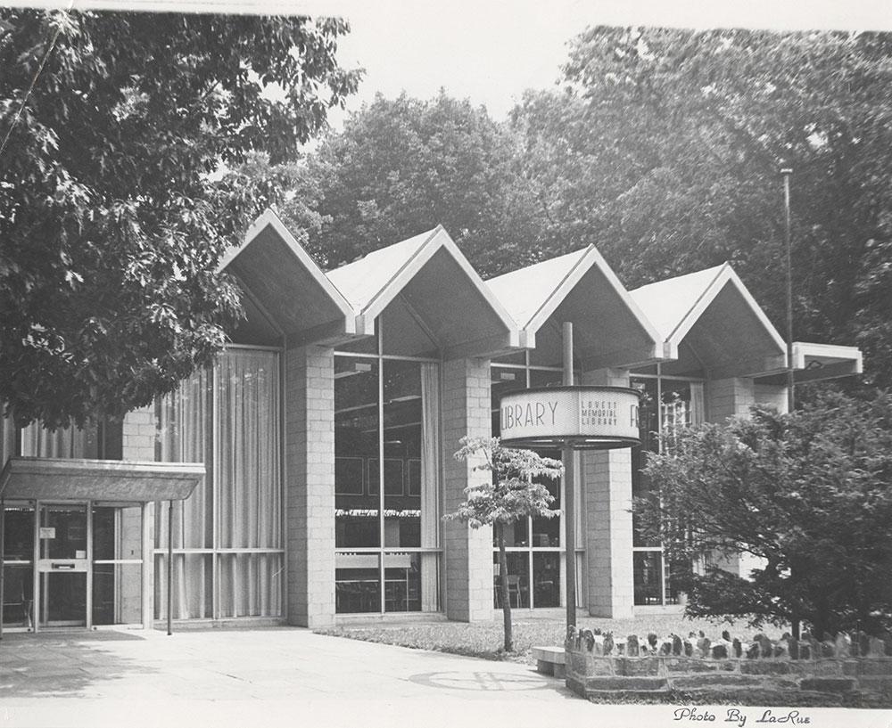 Lovett Memorial Branch
