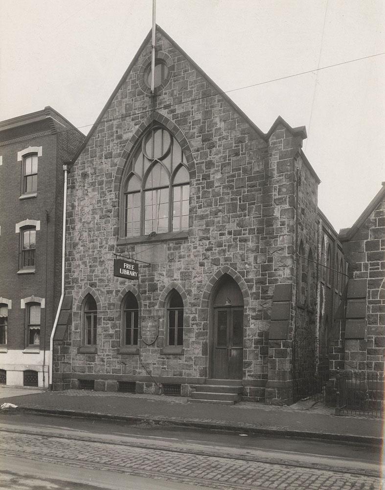Wharton Street Branch