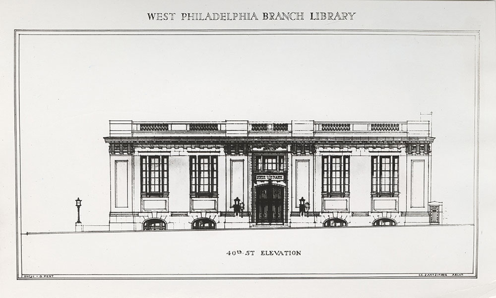 Walnut Street West/West Philadelphia Branch