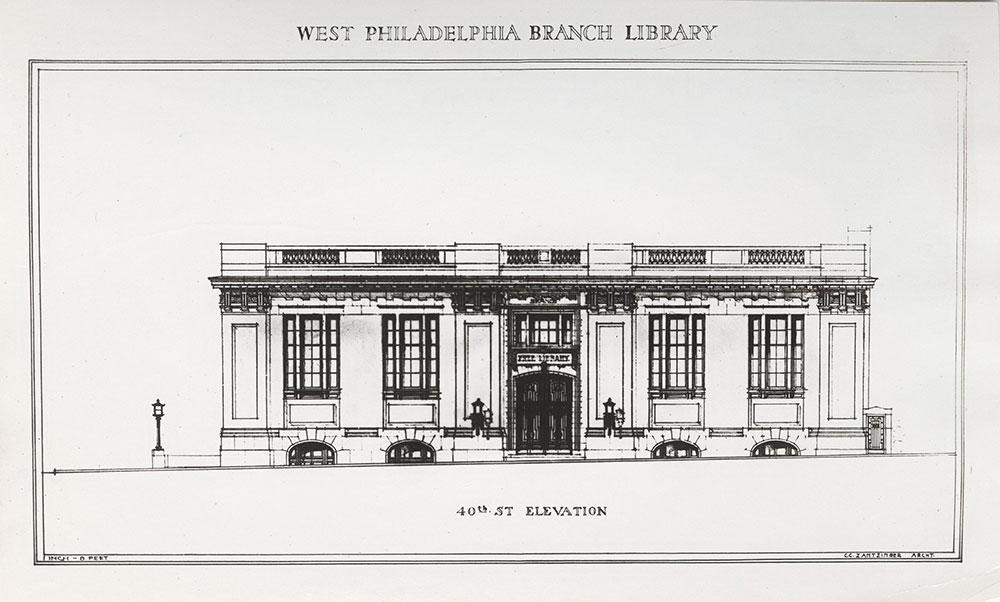 Walnut Street West/West Philadelphia Branch