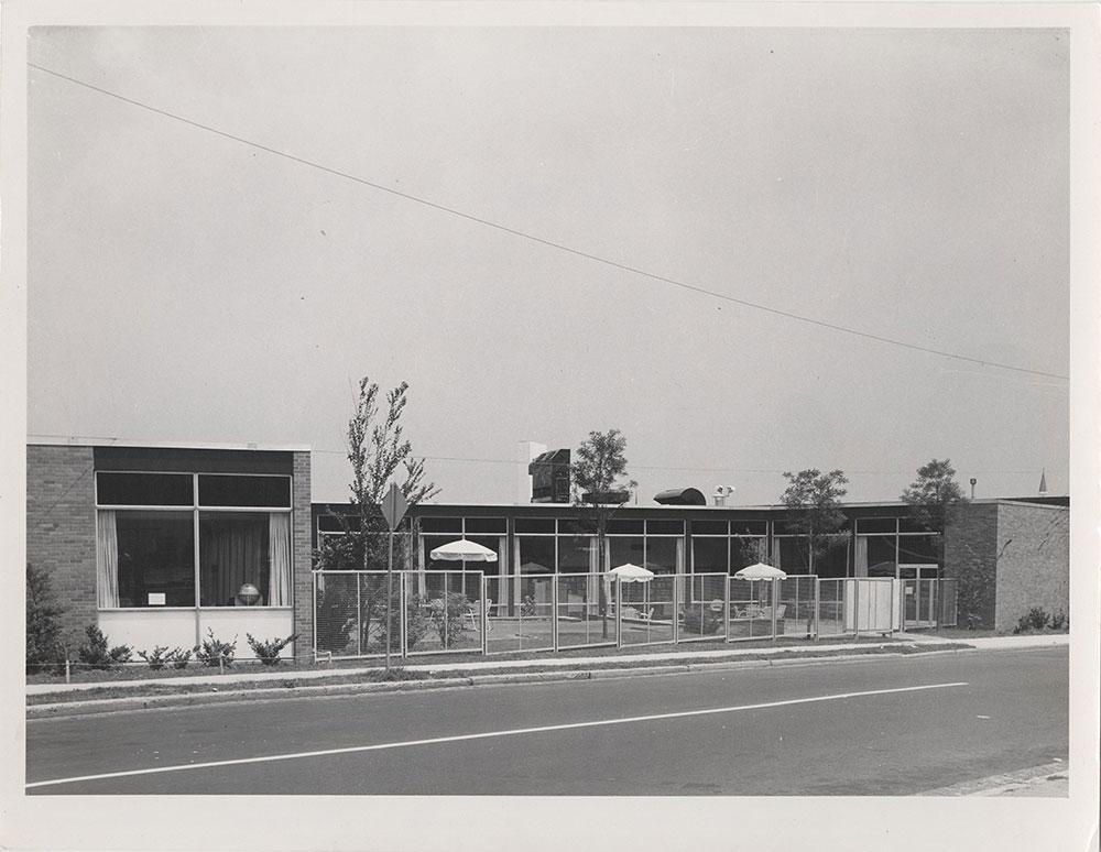 West Oak Lane Branch