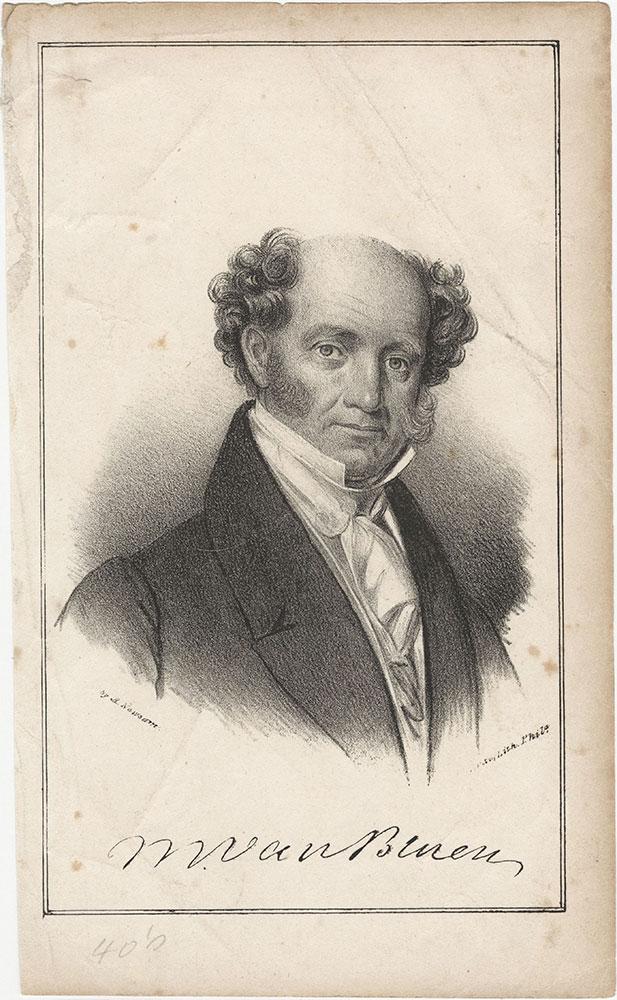 M. Van Buren