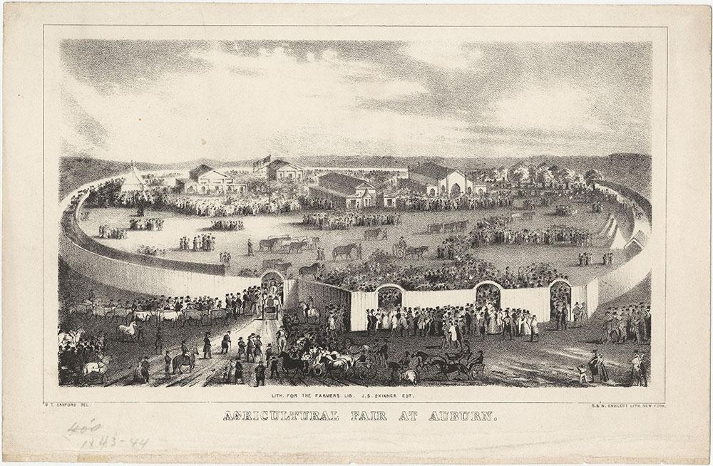 Agricultural Fair at Auburn
