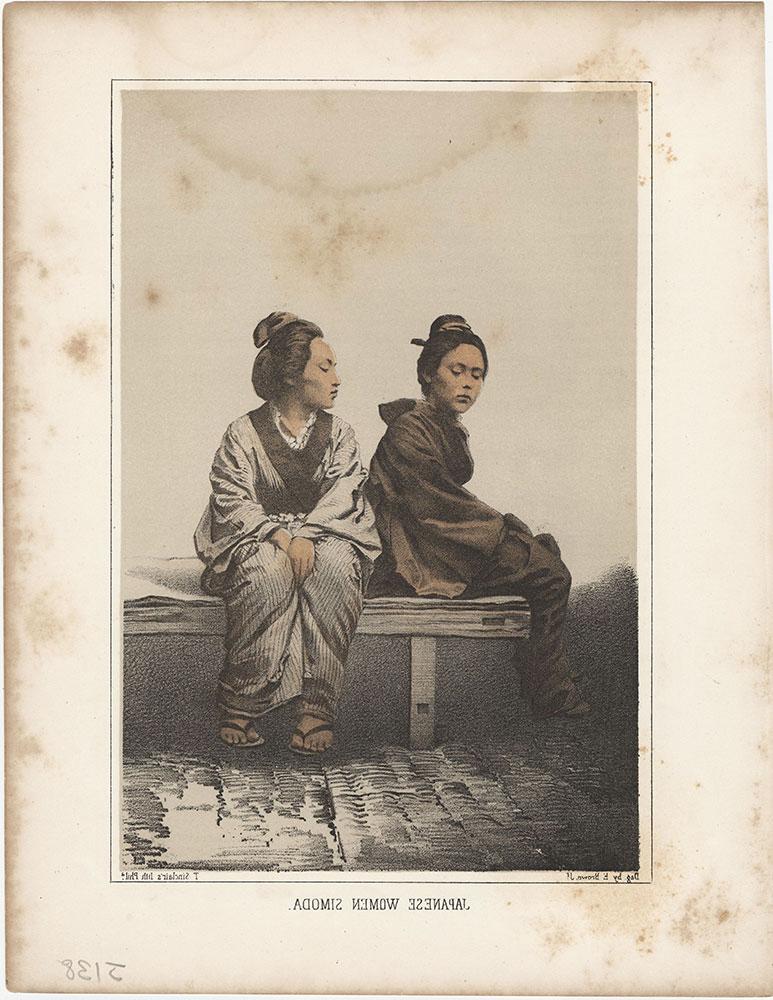 Japanese Women, Simoda