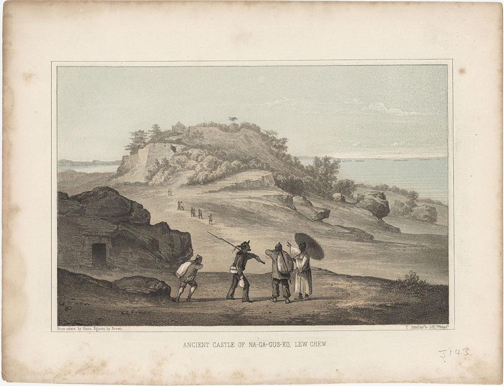 Ancient Castle of Na-Ga-Gus-Ko, Lew Chew