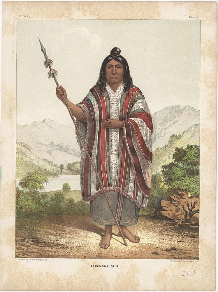 Araucanian Chief