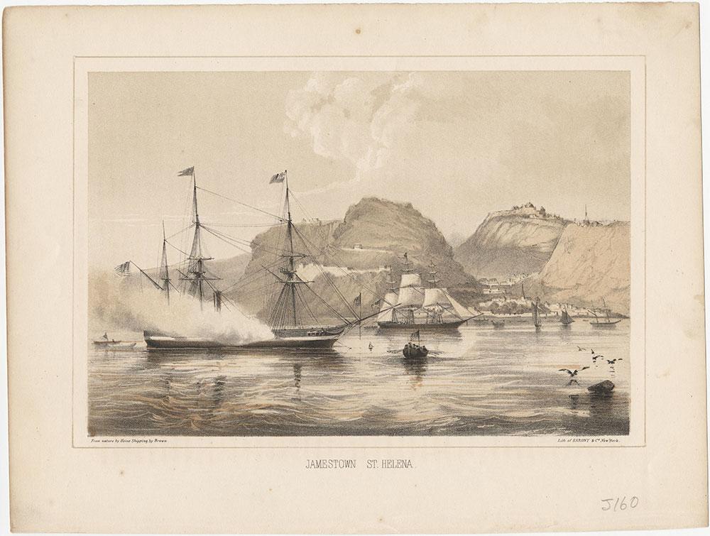 Jamestown, St. Helena