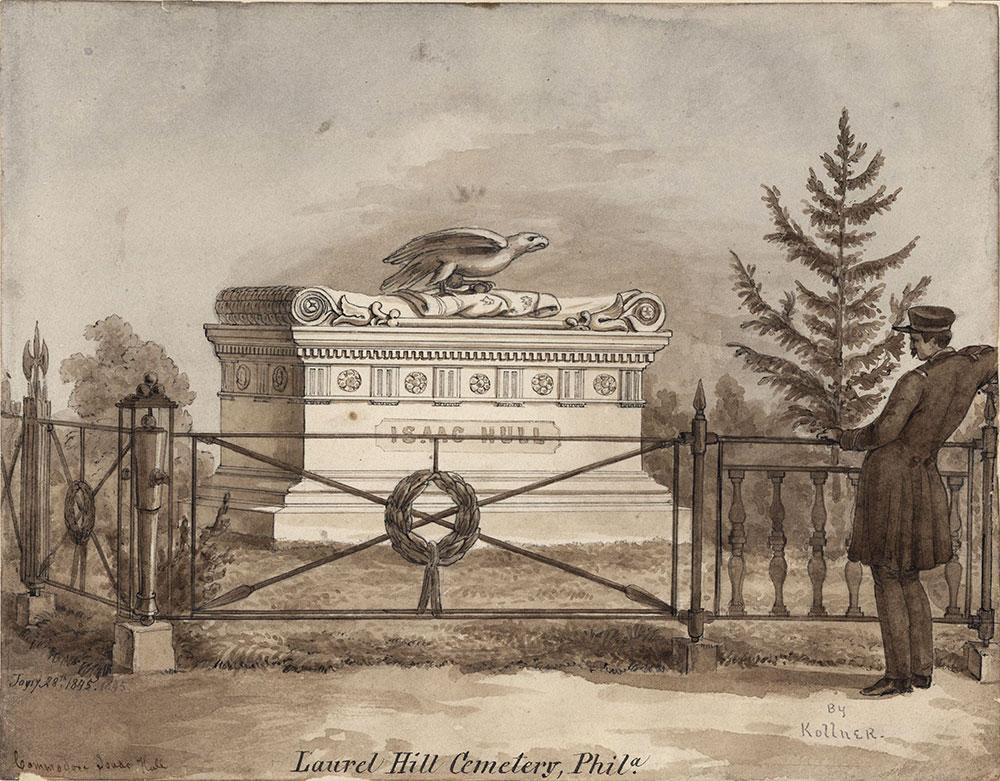 Laurel Hill Cemetery, Phila.