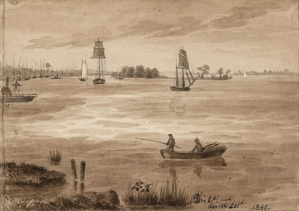 Philadelphia and Smith Island