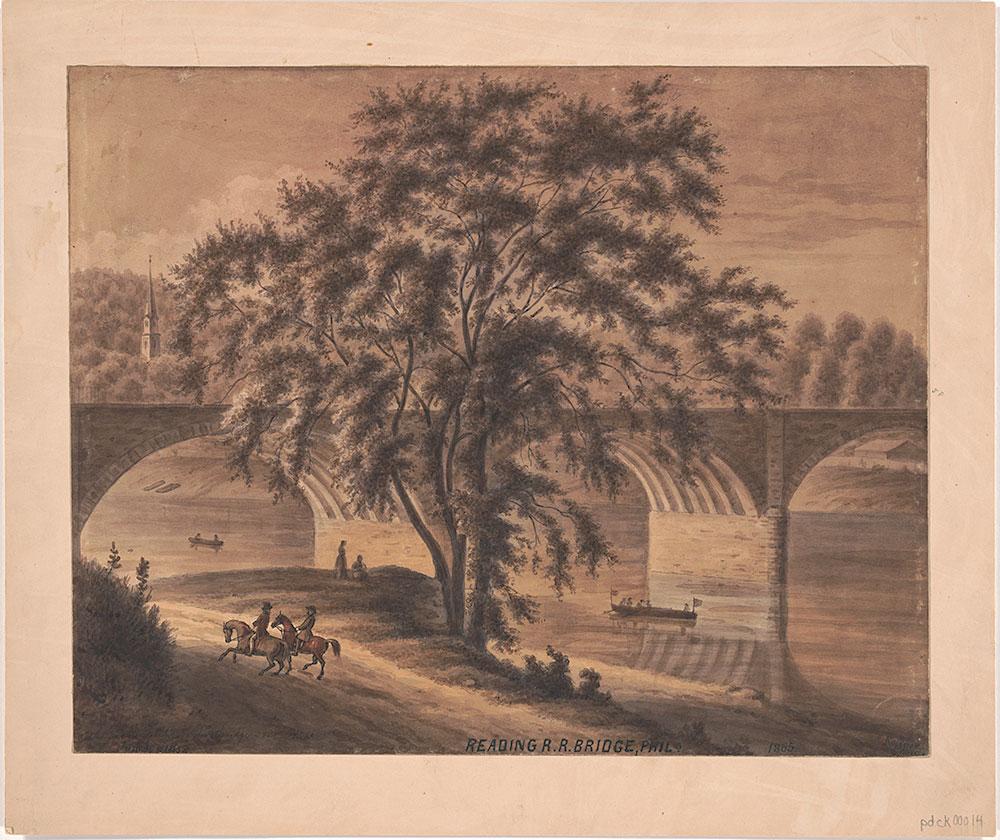 Reading Rail Road Bridge, Philadelphia