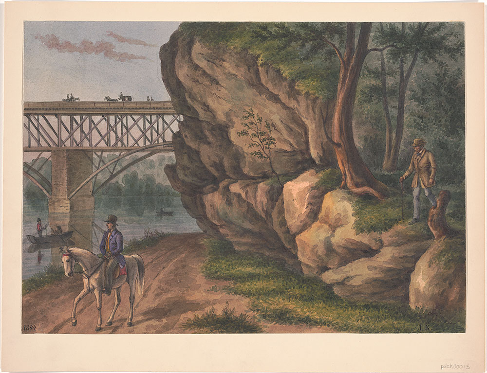Girard Street Bridge, Schuylkill