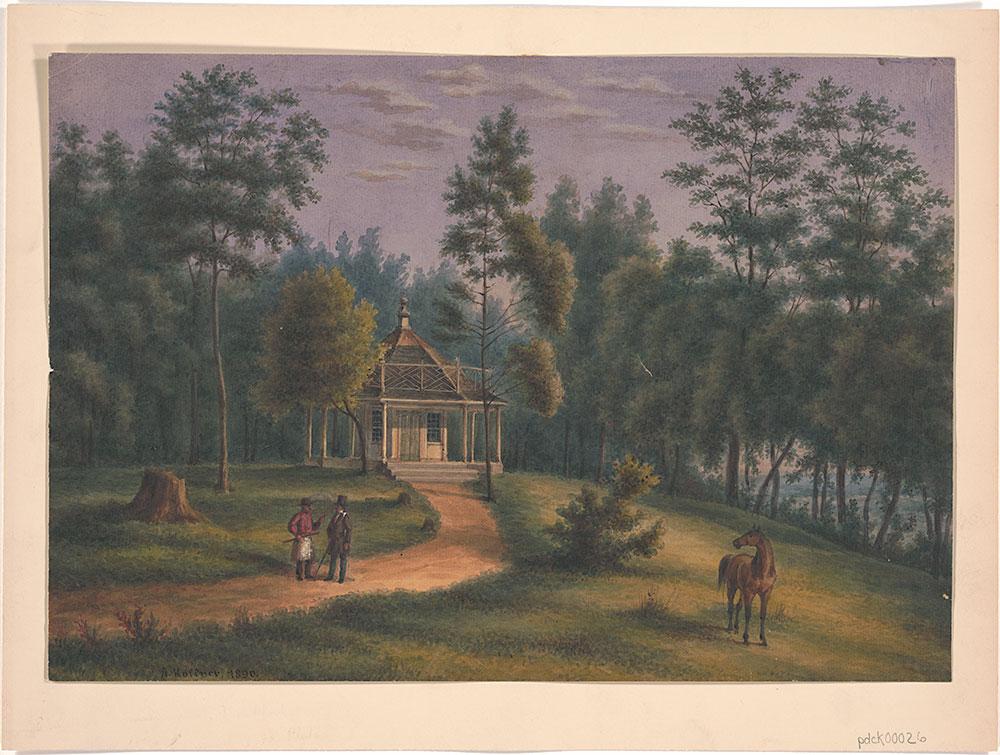{Elm Hill Summer House-Frankford}