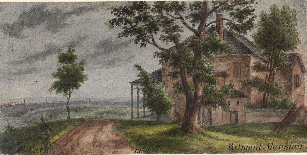 W. Park Belmont Mansion